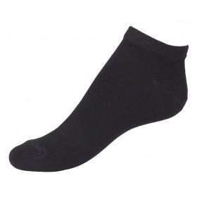 Sokjes, wol, zwart (36-40)