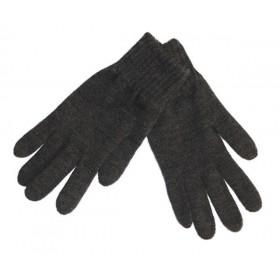Handschoenen, wol, antraciet (8)