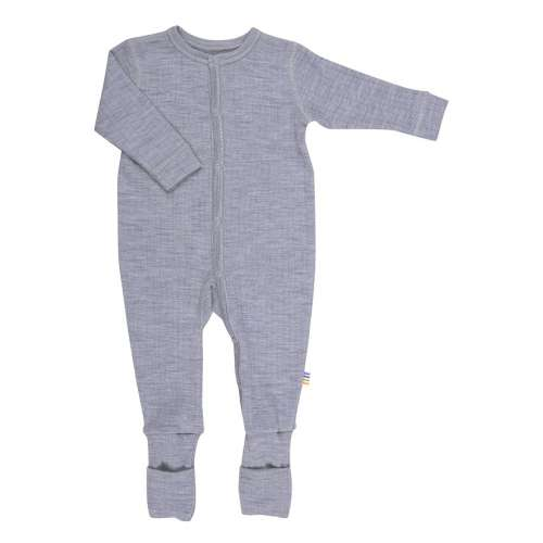 Nightsuit, wool, grey (60-90)