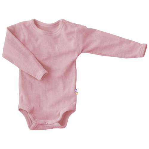 Body long sleeved, wool, antique pink (60-90)