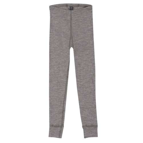 Legging, wol, grijs (98-152)
