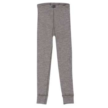 Legging, wool, grey (98-152)