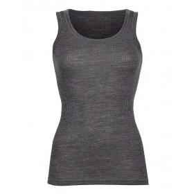 Hemd, wol, grijs (36-46)