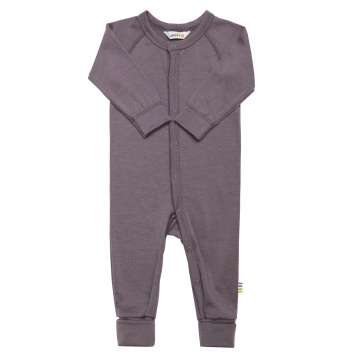 Jumpsuit, wool, grapeade (70-100)