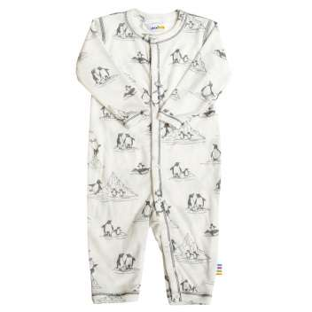 Jumpsuit, wool, penguin (60-90)