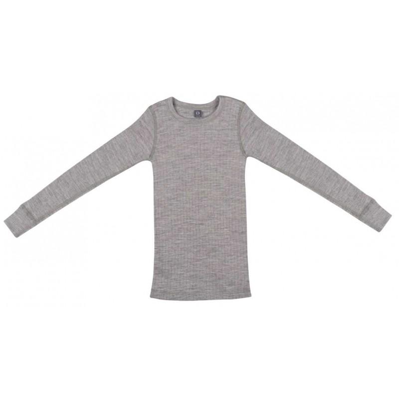 organic merino wool DILLING Womens long sleeve merino wool top