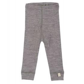 Legging, wol, grijs (56-92)