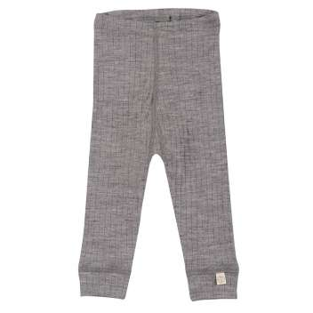 Legging, wool, grey (56-92)