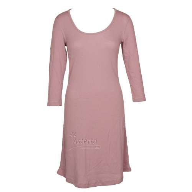 Shirt long sleeved, wool, mallow (XS-2XL)