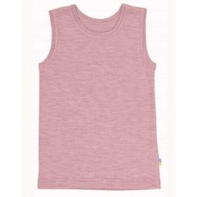 Hemd, wol, oudroze (90-150)