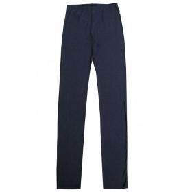 Legging, wol, blauw (XS-XL)