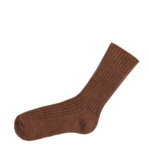 Socks, wool, copper (19-46)