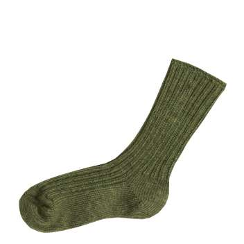 Socks, wool, moss (23-46)