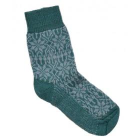 Socks, wool, Norwey blue (36-41)