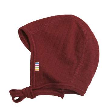 Cap, wool, red (37-48 cm)