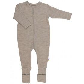 Jumpsuit, wool, sesame (50-100)