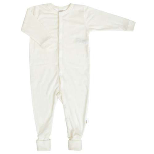 Jumpsuit, wool, natural (40-60)