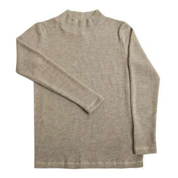 Sweater, wool, praline (XS-XL)