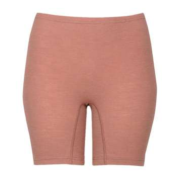 Pants short leg, wool, apricot brandy (36-46)