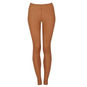 Legging, wool, caramel (36-44)