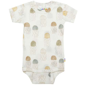 Body short sleeved, wool/silk, summer (50-80)