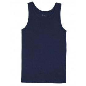hemd, merinowol, blauw (XS-XXL)