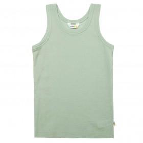 Undershirt, wool, misty jade (90-170)