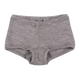 Hipster, wol, grijs (98-152)