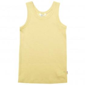 Undershirt, wool, pale marigold (90-170)