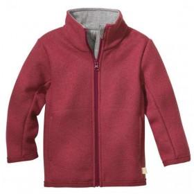 Vest, merinowol, dry rose (98-128)