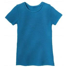Summer jumper, wool, blue jay (62-104)