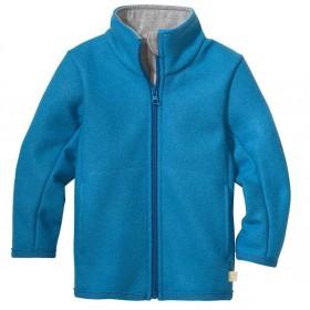 Vest, merinowol, blue jay (110-128)