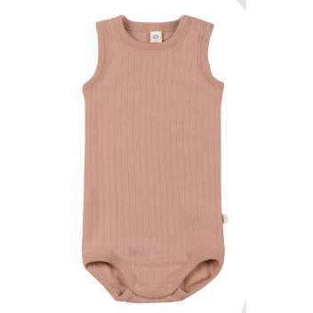 Romper, wol, rose dust (56-92)