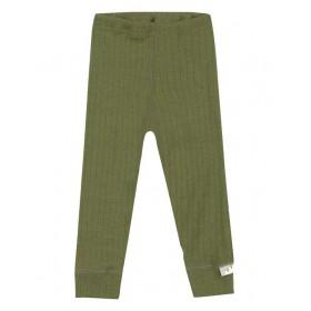 Legging, wool, avocado (56-92)