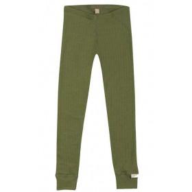 Legging, wool, avocado (98-152)