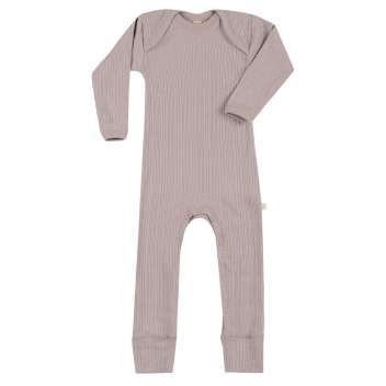 Jumpsuit, wool, burnished lilac (62-98)