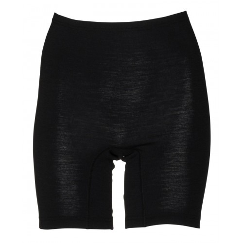 Pants short leg, wool, black (36-46)