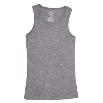 Undershirt, wool, grey (4-8)